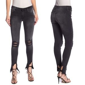 Black Orchid Jeans Jude Midrise Super Skinny 27